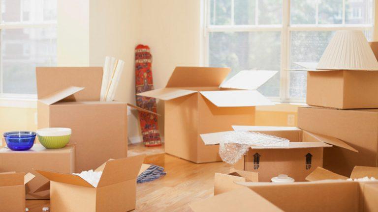 Jak zorganizować logistykę przy przeprowadzce?