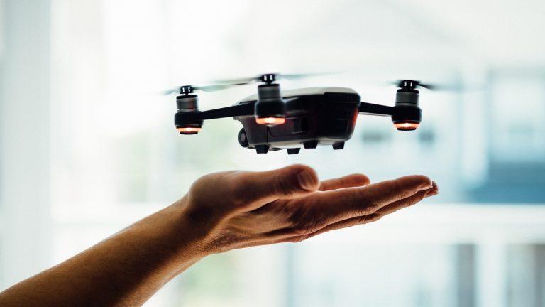 Drony – szerokie zastosowanie współczesnych technologii